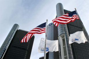 General Motors отзывает еще 824 тыс. машин из-за замков зажигания