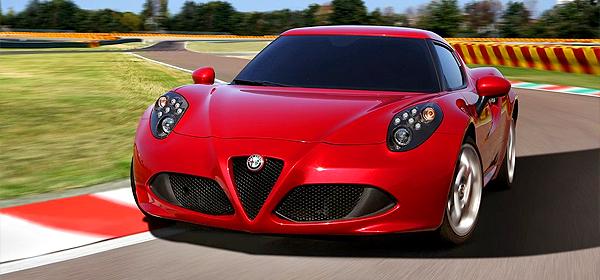 В России начались продажи Alfa Romeo