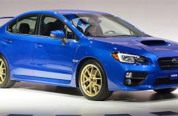 Subaru WRX STI подорожала на 71 тысячу рублей