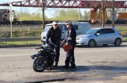 Смоленская полиция проводит мероприятие «Мотоцикл».
