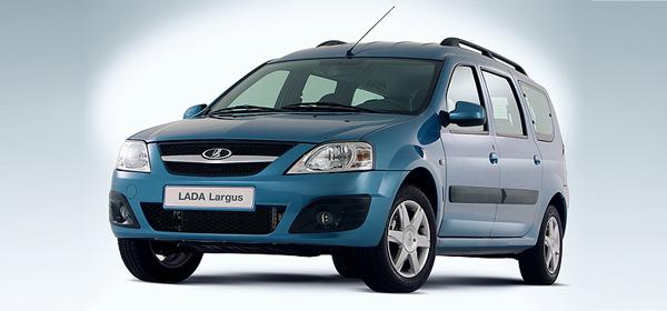 АвтоВАЗ выпустил 110 тысяч Lada Largus за два года