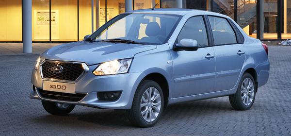 В Москве представили Datsun за 400 тысяч рублей