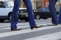 В России станет меньше пешеходных переходов