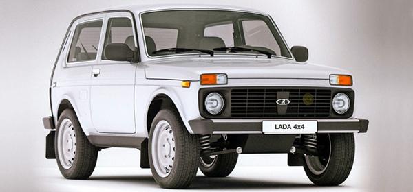 Lada 4×4 поступит в продажу в окраске «металлик»