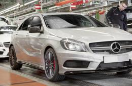 Mercedes-Benz планирует наладить производство в России