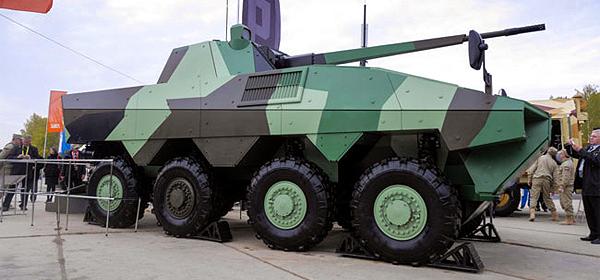 Renault приостановила разработку боевой машины пехоты