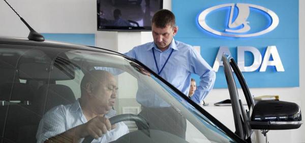 «АвтоВАЗ» продает машины через интернет со скидками