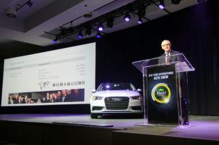 Audi A3 признана всемирным автомобилем года