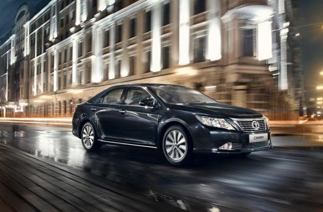 Toyota установила рекорд по продажам автомобилей