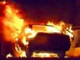 Машины в огне: пироман или личная месть
