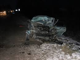 В Рославле в результате ДТП погиб водитель