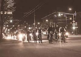 В Смоленске состоялась акция «Велосветлячки 67».