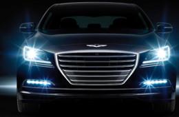 Hyundai рассказал о новом Genesis для России