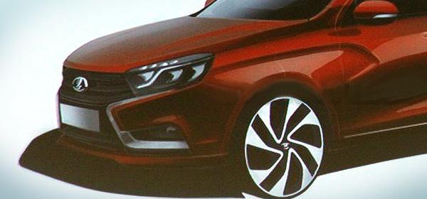 Названа цена и дата старта производства новой Lada