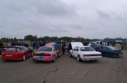 В Смоленске состоялась встреча любителей низких авто