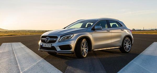 Mercedes-Benz объявил цены на GLA 45 AMG