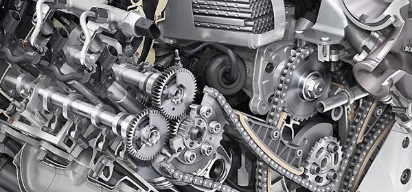 Компания Audi представила новый мотор