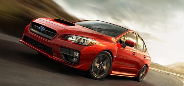Subaru объявила цена на новый WRX