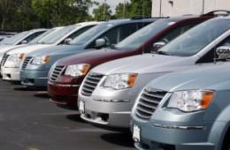 Chrysler отозвал 780 тысяч минивэнов из-за дефекта