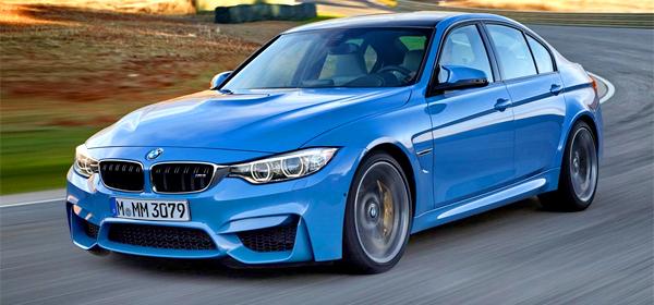 BMW М3 и М4 оснастят четырехцилиндровыми моторами