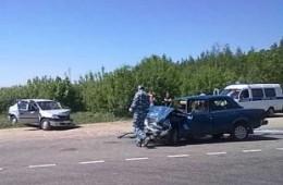 Пятилетняя девочка и ее младший брат пострадали в ДТП на улице Кутузова