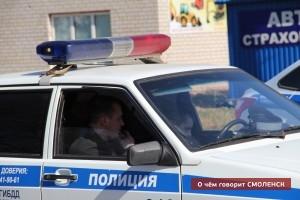 В Смоленске выявляют должников по штрафам ГИБДД.