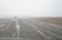 На одной из дорог Смоленска снова провалился асфальт.