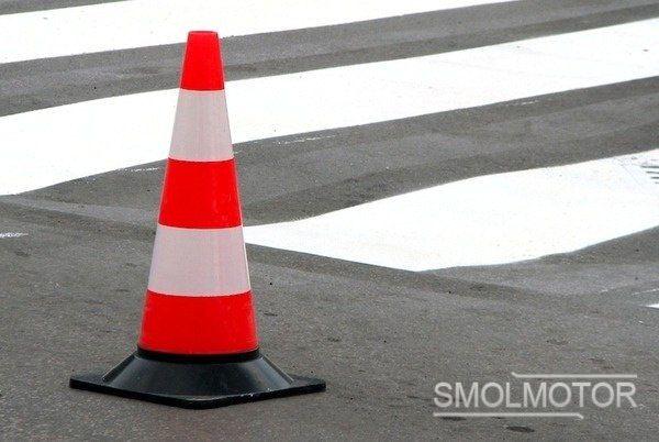 В Смоленске под колесами авто пострадал пешеход.