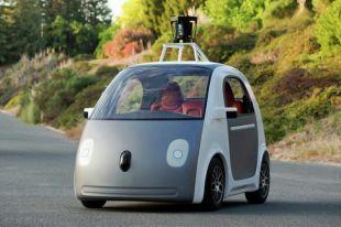 Google представил концепцию самоуправляемого автомобиля без руля и педалей