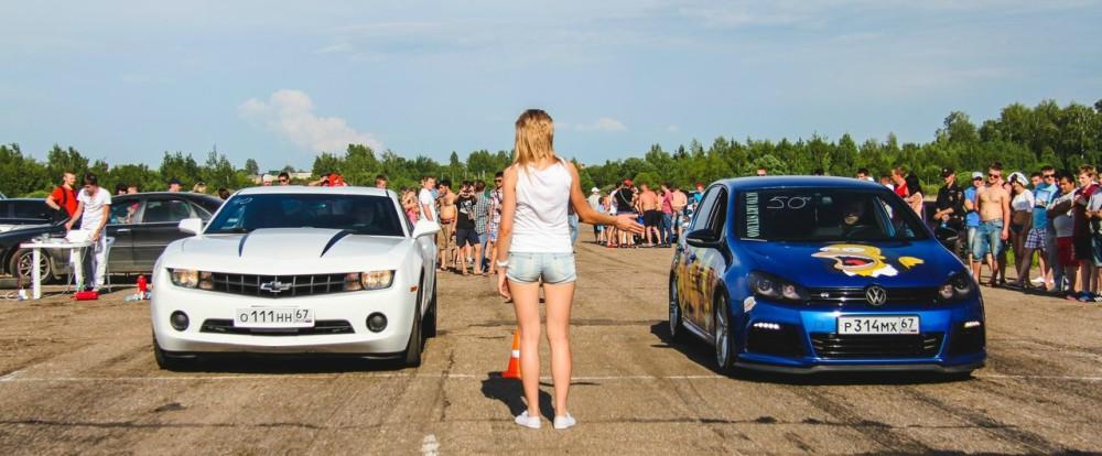 25 мая на аэродроме «Южный» состоялся Drag racing