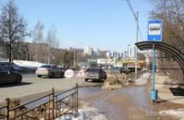 В Смоленске в пятницу закроют движение на улице Дзержинского