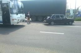 Авария на Рославльском шоссе
