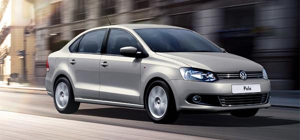 Volkswagen обновит седан Polo