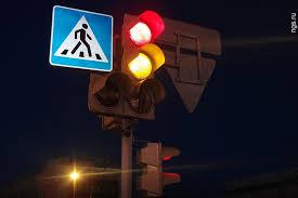 Зачем ночью работает светофор?