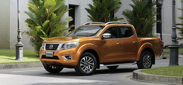 Nissan разрабатывает новый внедорожник на базе Navara