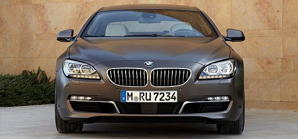 BMW представит универсал 6-Series в 2017 году