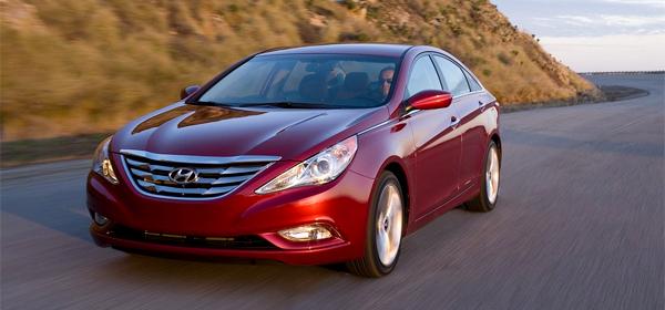 Hyundai отзывает 883 тысячи автомобилей Sonata