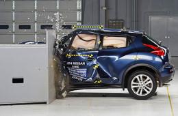 Nissan Juke провалил американский краш-тест