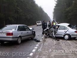 ДТП в Десногорске с пострадавшими