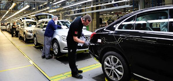 Автомобили Мercedes могут начать собирать в Москве