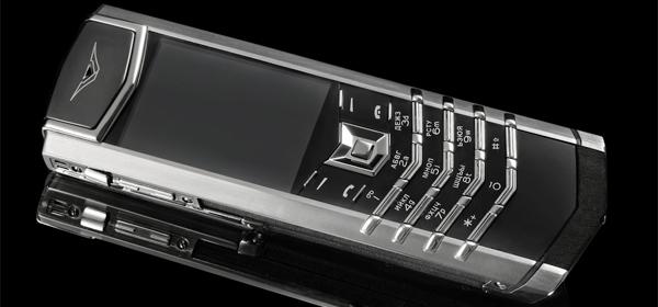 Bentley выпустит телефон за 560 тысяч рублей