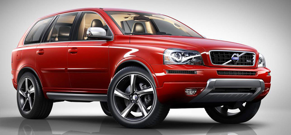 Новый Volvo XC90 получит гибридную версию
