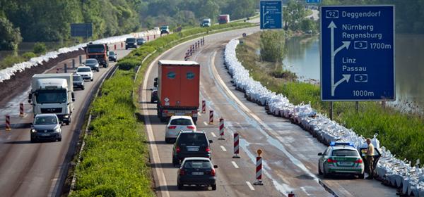 Автобаны в Германии могут стать платными