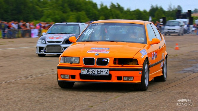 29 июня в Смоленске на аэродроме «Южный» состоялся Drag racing