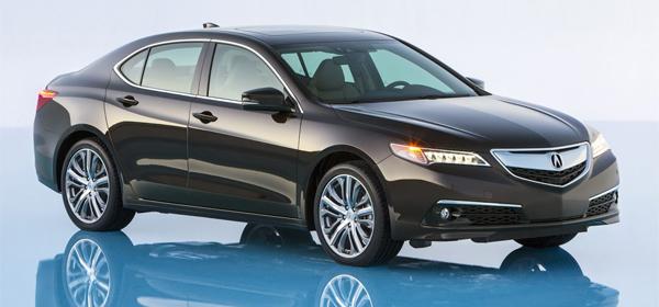 Acura приступила к серийному производству седанов TLX