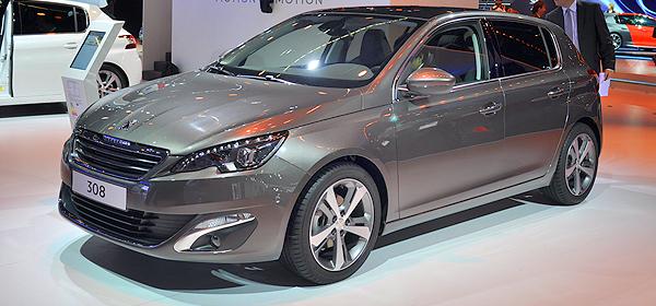 Названа дата российской премьеры Peugeot 308