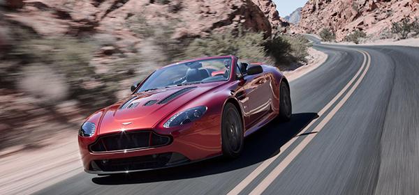 Aston Martin представил свой самый быстрый родстер