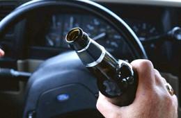 Закон об ответственности за пьяное вождение рассмотрят осенью