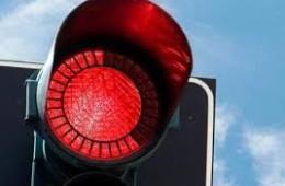 В Вязьме повесят три новых светофора.