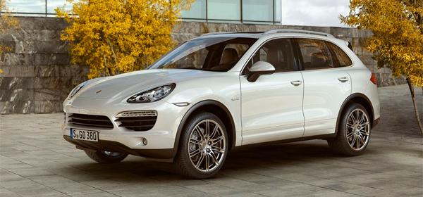 Volkswagen начнет выпускать Porsche Cayenne